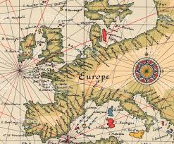 Brussels Map Of Europe by Ancient Europe Map Stock Photo 172653862 Istock