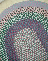 Braided Rugs Instructions Part 1 How To Make A Braided Round Rug Prep Work Sunshine U0027s