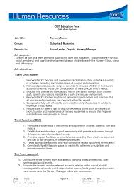 child care sample resume bunch ideas of level 2 nursery nurse sample resume about format awesome collection of level 2 nursery nurse sample resume in description