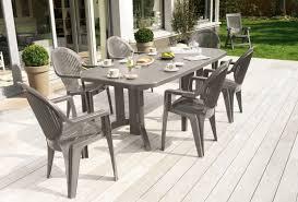 table jardin pliante pas cher table de jardin pliante pas cher 3 mobilier de jardin plastique