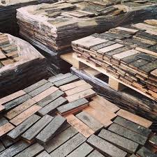 reclaimed solid wood oak parquet blocks 70mm x 20mm x 230mm
