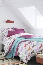 Girls Horse Bedding Set by Purple U0026 Blue Girls Pony Horse Twin Comforter Set 6 Piec U2026 Haley