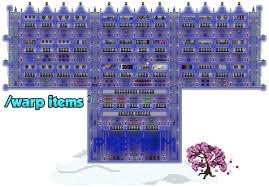 All Items Map Terraria Novux 1 3 5 3 Terraria Server List