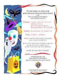 marshfield halloween party for special needs children saturday