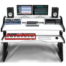 Omnirax Presto Studio Desk Black by Diy Music Production Desk Cheap Google Image Result For Testing