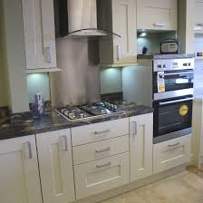 light grey shaker kitchen billingham kitchens