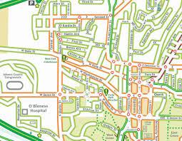 Athens Map John Lefelhocz Juxtapassion
