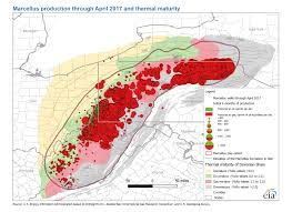 Map Of Southwest Ohio Maps Exploration Resources Reserves And Production Energy