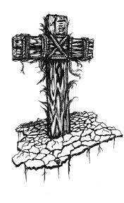 best 25 wooden cross tattoos ideas on pinterest body tattoo for