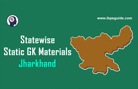 Jharkhand Statewise Static Gk Materials Jharkhand Day 35