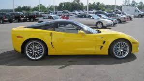 corvette zr1 yellow 2010 chevrolet corvette zr1 1zr chevrolet colors