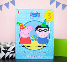 My Magic Name Personalised Story Books A Fab Personalised Peppa Pig Peppa Goes To Your Child S