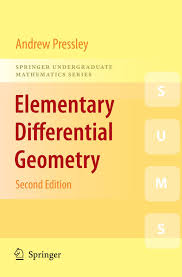 elementary differential geometry springer undergraduate