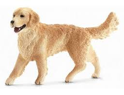 black friday dog toys the golden retriever female from the schleich dogs collection