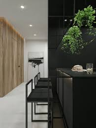 modern apartment kitchen designs black and white interior design ideas modern apartment by id