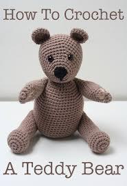 best 25 crochet teddy bears ideas on pinterest crochet teddy