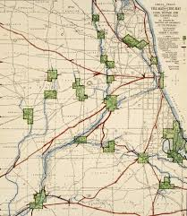 Chicago Suburbs Map Without Native Americans Would We Have Chicago As We Know It