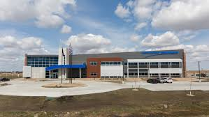 northrop grumman opens new hi tech facility near grand forks