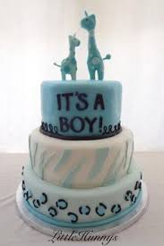 cheetah print baby shower cake my cakes pinterest shower