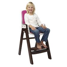 High Sitting Chair Sprout High Chair Green Walnut Oxo