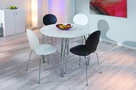 table de cuisine ronde blanche table de cuisine blanche meuble salle a manger maison boncolac