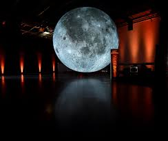 museum of the moon exhibit opens today in nyc