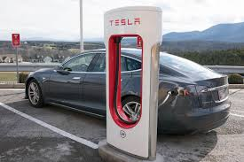 Tesla Charging Station Map Howes Can Tesla Keep Pace With The Detroit Three Michigan Radio