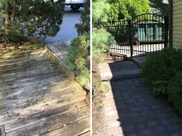 Ep Henry Devonstone by Dresher Stone Walkway Installation Garrett Churchill