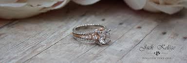 colored wedding rings images Engagement jack kel ge designer diamond engagement rings unique jpg