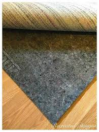 Rug Pads For Area Rugs Rug Beautiful Lowes Area Rugs Braided Rug And Rug Pad Corner
