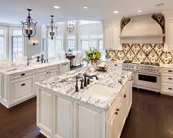 Classic White Kitchen Designs 678