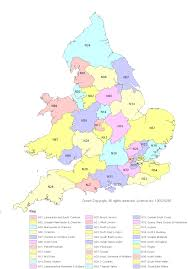 Map Of Yorkshire England by Map 1 1 Cancer Networks In England And Wales