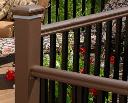 Dream Decks by Radiancerail Express Composite Deck Railing Timbertech