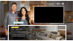 hgtv com reimagined hgtv com offers more photos options for advertisers