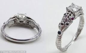 batman engagement rings from r2 d2 inspired engagement rings to dna shaped wedding bands