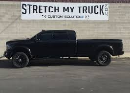 dodge ram dually conversion longbed conversions stretch my truck