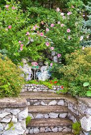 secret garden for the dolls plant u0026 flower stock photography