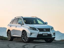 lexus rx 350 deals 2015 lexus rx 350 awd f sport long term update l certified