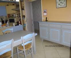 cuisine lavande sejour gris bleu lavande décoration du bontemps