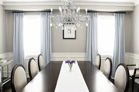 dining room crystal chandelier home interior design