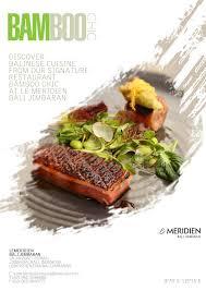 le cuisine design magazine bali creative design factory
