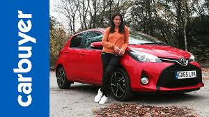 Used Toyota Yaris Review Pictures Auto Express Toyota Yaris Hatchback Review Carbuyer Youtube