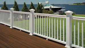 How To Build A Deck Handrail Deck Balusters Deck Spindles Fiberon