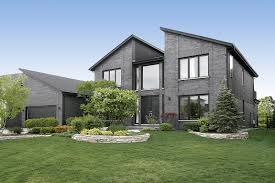 modern timber home dark windows google search exterior house