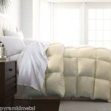 Hotel Collection Primaloft Comforter Exquisite Hotel All Season Down Alternative Comforter Ebay