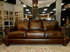 Decoro Leather Sofa by Style And Comfort This Stanley Romeo Leather Sofa Has Attached