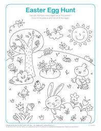 29 free easter worksheets u0026 printables
