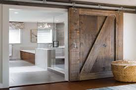 barn door ideas for bathroom contemporary barn doors