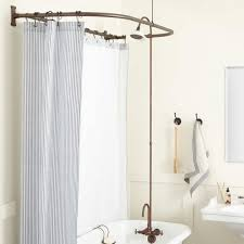 Bathtub Shower Conversion Kit Clawfoot Tub Shower Ring Bathtub Designs