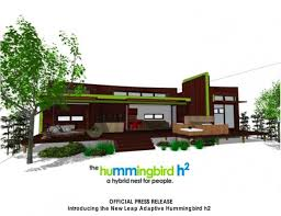 hummingbird h3 house plans new green home introducing the new leap adaptive hummingbird h2